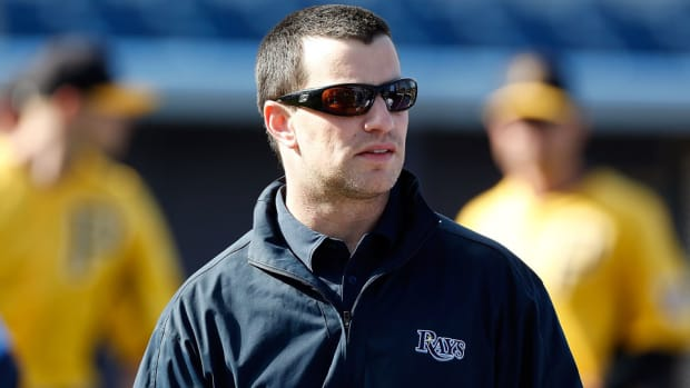 tampa bay rays andrew friedman los angeles dodgers gm