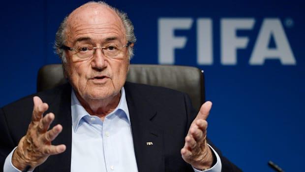 Sepp Blatter FIFA pres