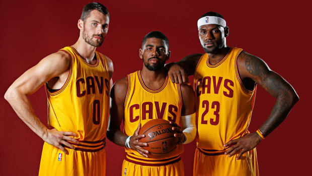 Cavs' high-octane offense will make up for lack of chemistry - Image