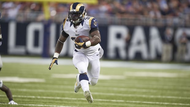 St. Louis Rams the most likely NFL team to move to Los Angeles IMAGE