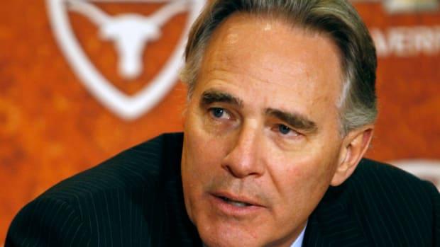 steve patterson texas athletes shouldnt profit off name