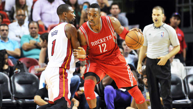 Would winning a title change Dwight Howard's image?