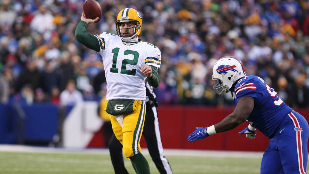 Why Aaron Rodgers' poor performance was good for the Packers - Image