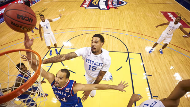 Willie Cauley-Stein and Perry Ellis top