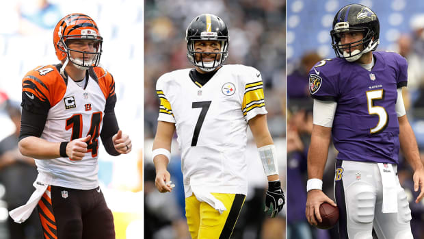 Will three AFC North teams make it to the postseason?  -Image