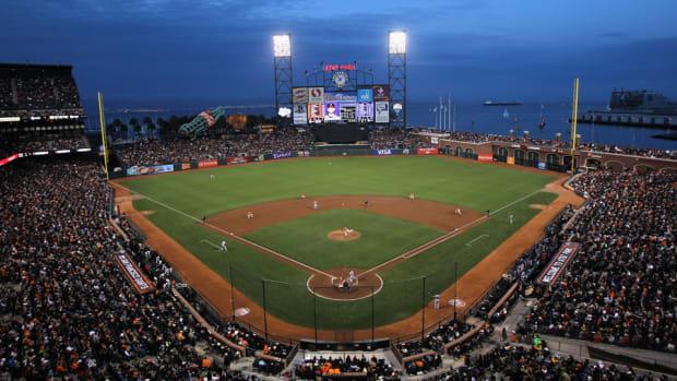 AT&T Park San Francisco Giants