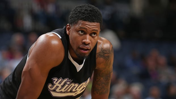 kings rudy gay contraction extension