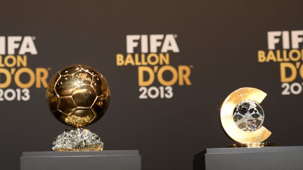 FIFA announces nominees for 2014 Player of the Year awards