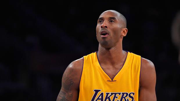 Kobe Bryant Los Angeles Lakers scoring list