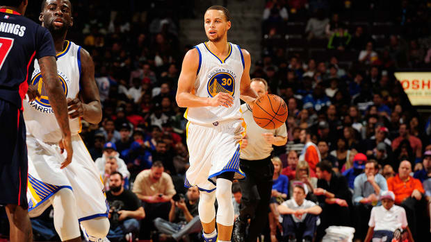 Why Steph Curry is the early NBA MVP frontrunner - Image