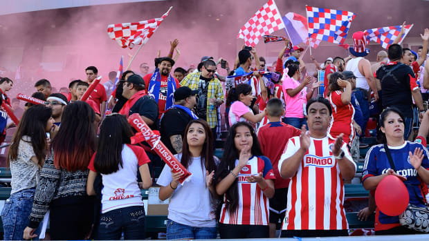 Life Comes Next Moment: Chivas USA folds, MLS will relaunch a second team in LA in 2017