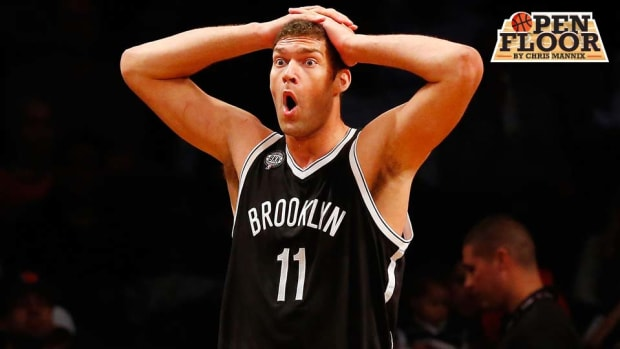 Nets Brook Lopez