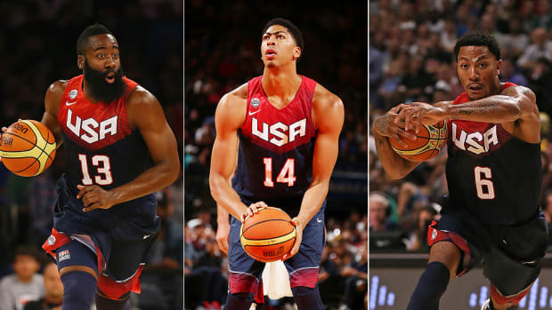 USA Basketball players with most to prove FIBA World Cup