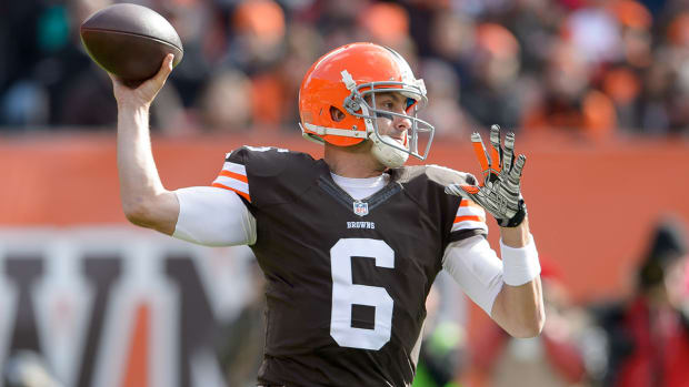 Are the Browns playoff contenders in tough AFC North?