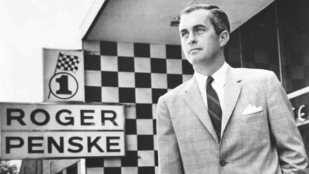 Roger Penske IMG