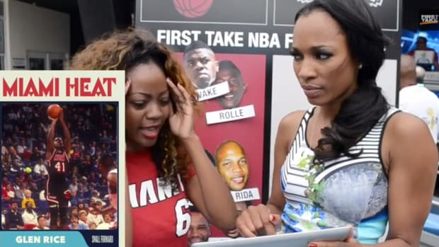 Miami Heat fans struggle to name heat players