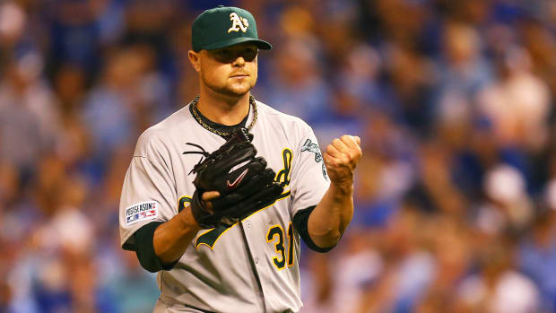 Verducci: Does Jon Lester make the Cubs a playoff team?