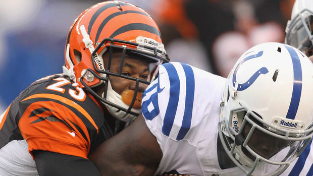 Terence Newman on Bengals' loss: 'It's embarrassing'