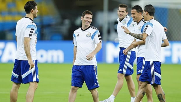 World Cup Day 4 Preview: Leo Messi and Argentina vs. Bosnia and Herzegovina