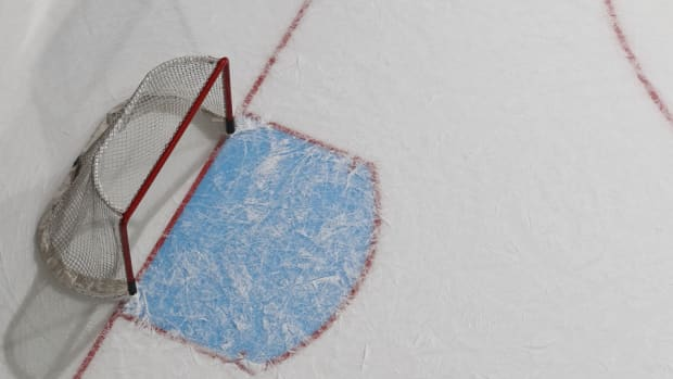 nhl overtime dry scrape eliminated