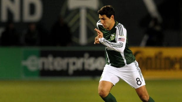 Diego Valeri portland timbers torn acl surgery