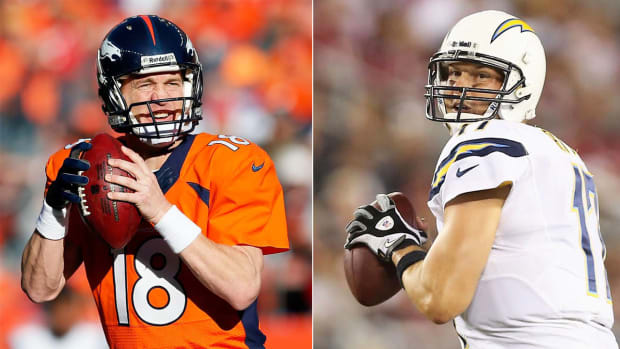 Rivers v. Manning: Who wins Thursday night - Image