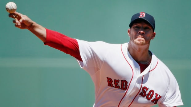 Jake Peavy Trade
