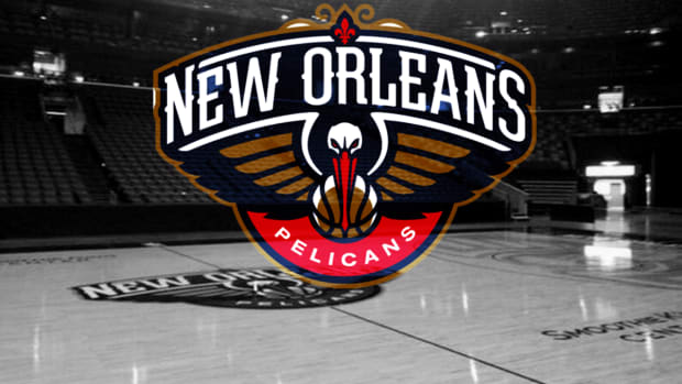 pelicans reveal new court