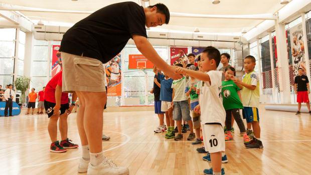 Yao Ming Rockets chinese jersey