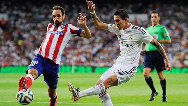 Real Madrid Atletico Madrid Spanish Super Cup