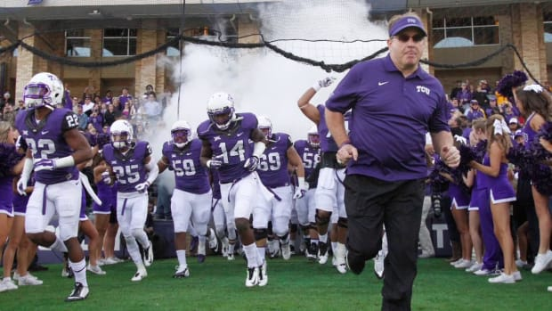 Report: TCU's Gary Patterson signs long-term extension IMAGE