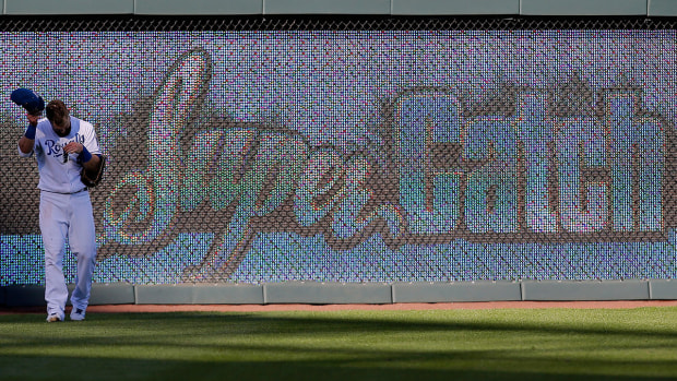 Kansas City Royals defense