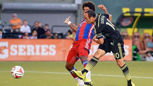 Landon Donovan MLS All-Star Game