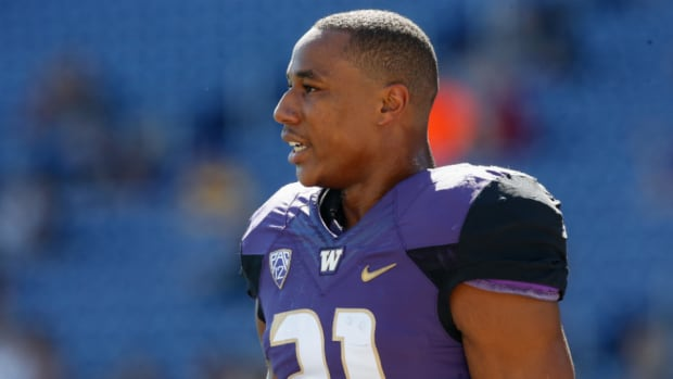 Washington CB Marcus Peters