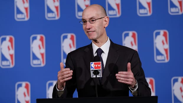 Adam Silver NBA Board of Governors meeting