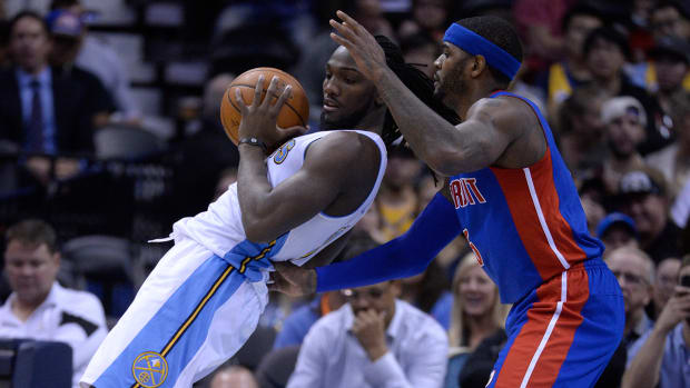 Josh Smith: Kenneth Faried a 'clown' IMAGE