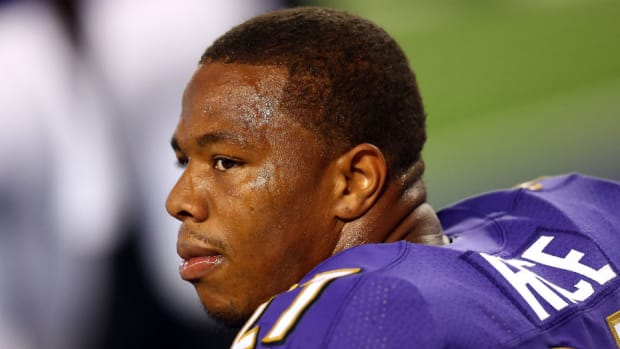 Ray Rice appeal U.S. district judge