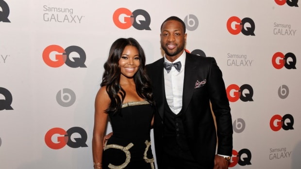 Dwyane Wade and Gabrielle Union sent out video save the dates