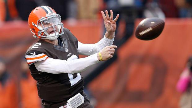 Bengals shutout Browns as Johnny Manziel falls flat