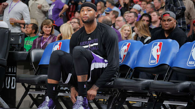 DeMarcus Cousins practices Wednesday, could return Thursday IMAGE