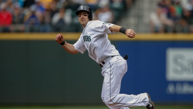 willie bloomquist seattle mariners right knee surgery injury