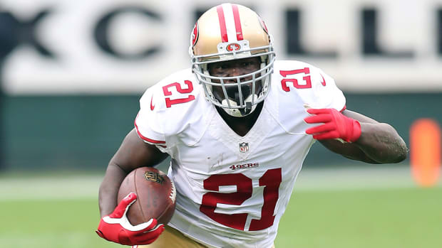 Frank Gore 49ers