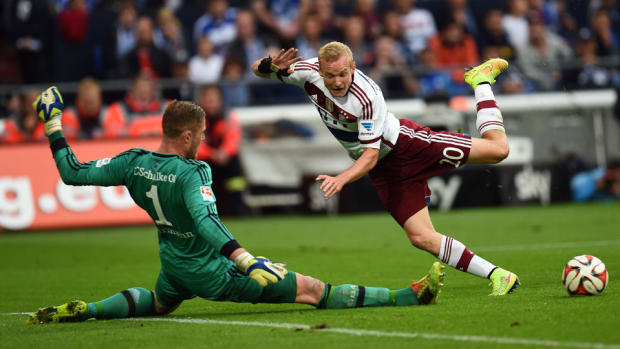 Bayern Munich Schalke