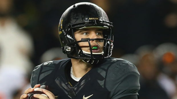 Baylor jumps TCU in latest AP poll IMAGE