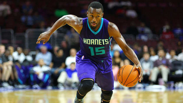 Kemba Walker Hornets contract extension 960
