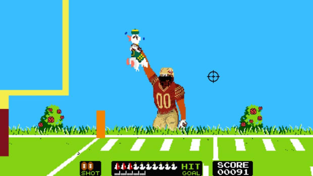 Florida State fans make Duck Hunt video game parody for Rose Bowl