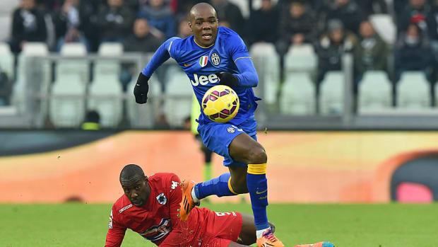 Juventus Sampdoria AP recap