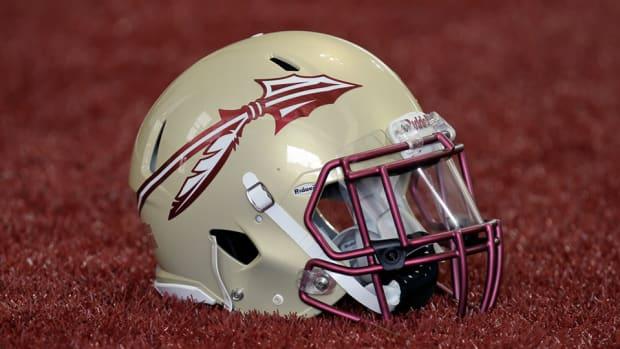 Florida State Seminoles helmet