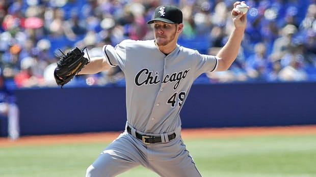 Chris Sale White Sox All-Star snub