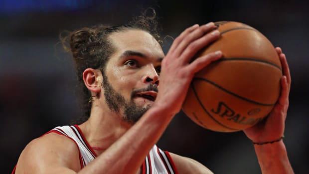 Bulls' Joakim Noah